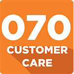 070 Customer care