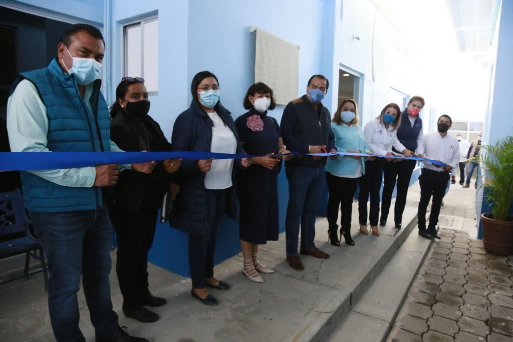Inauguran oficinas de la Unidad Administrativa Especializada y Procuraduría Auxiliar del Sistema DIF Silao