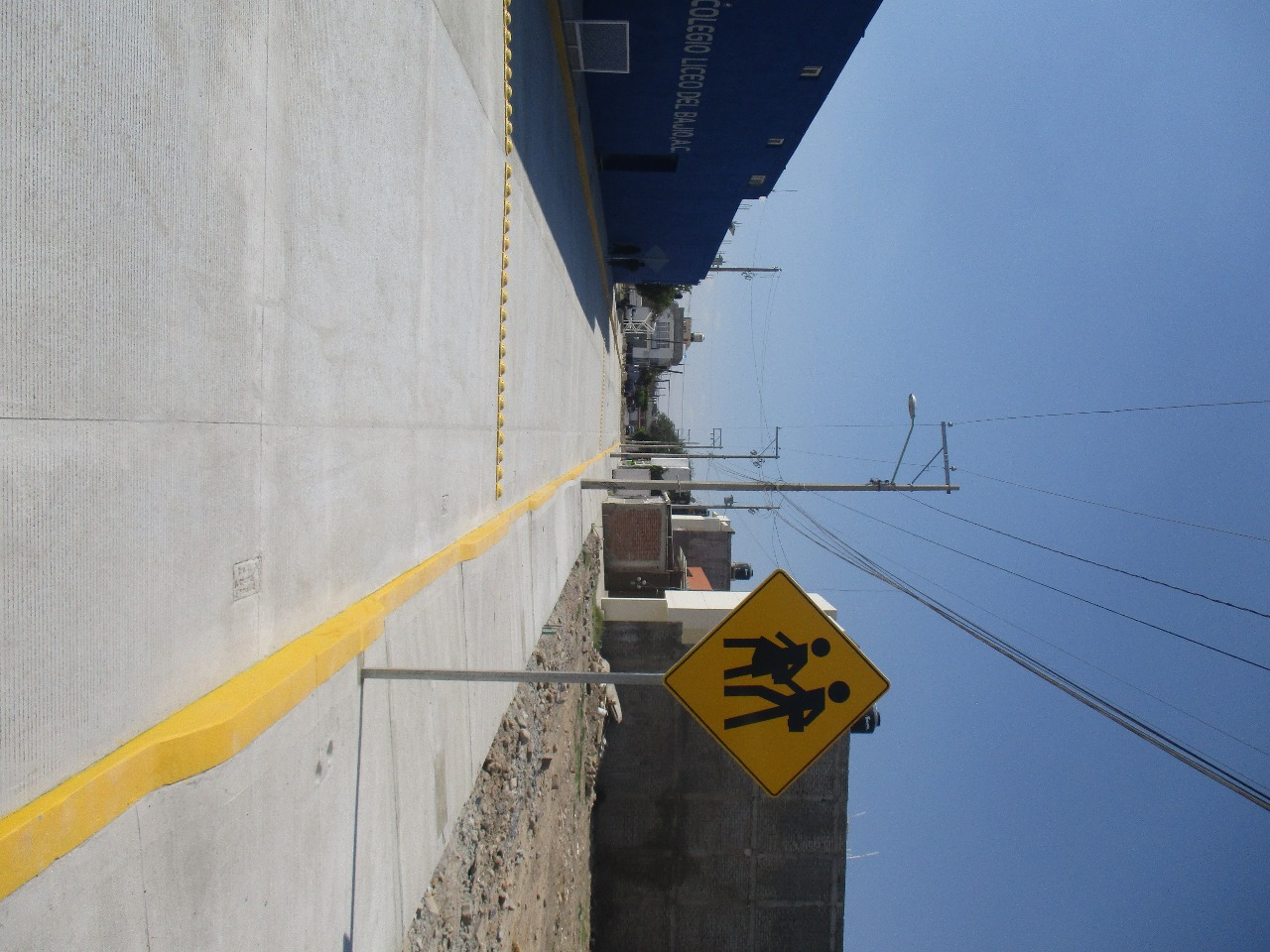 Pavimentaciones en Valle de San José a punto de concluir