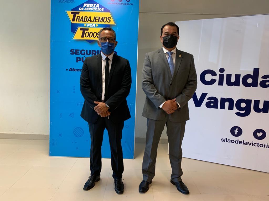 Presenta Alcalde a José Carlos Ramos como encargado de despacho en Seguridad Ciudadana de Silao
