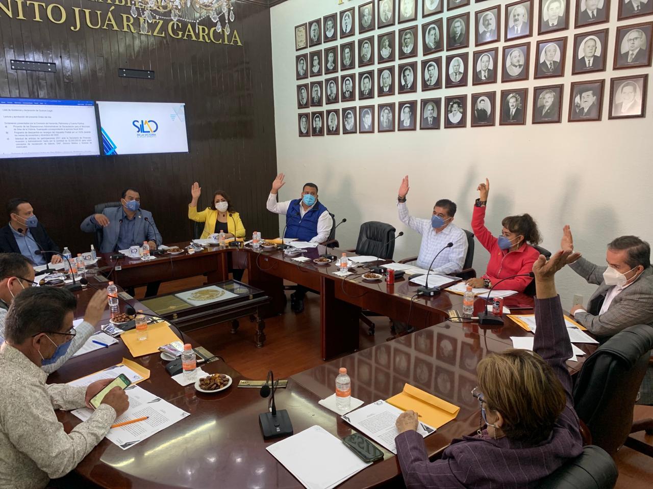 Aprueba Ayuntamiento descuentos del 100% en recargos del predial