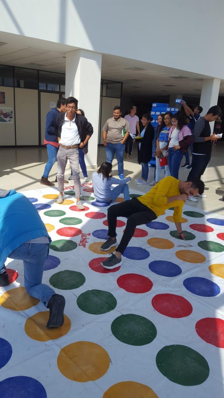 100 alumnos del UPIIG  participan en actividades de Injuve