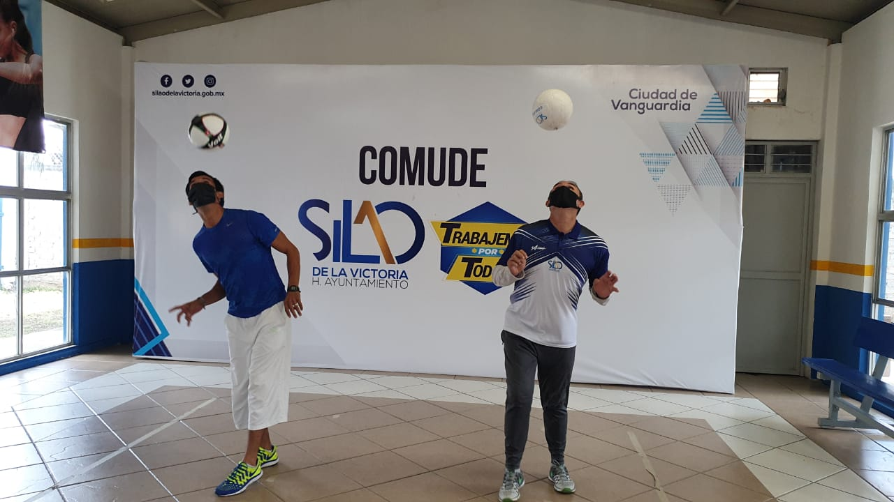 Promueven la práctica del deporte durante pandemia