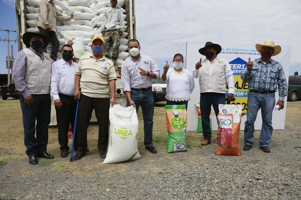 Promoción Rural abre ventanilla para la solicitud de insumos agrícolas