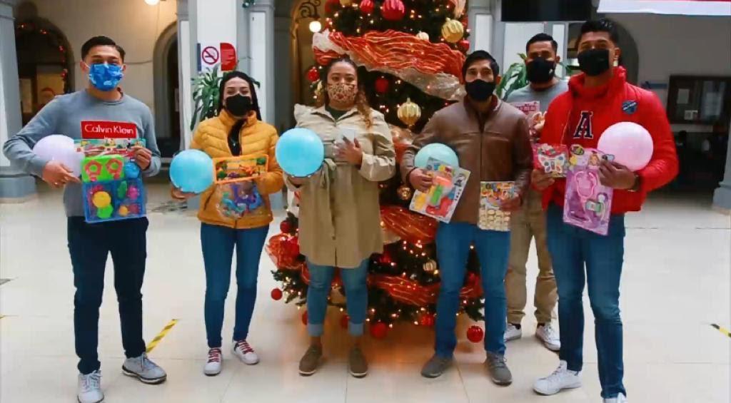 Participa donando tus juguetes del 11 de diciembre hasta el 11 de enero