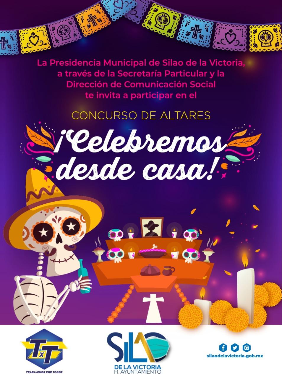 "Presidencia invita a participar en Concurso de Altares ""Celebra desde Casa"""