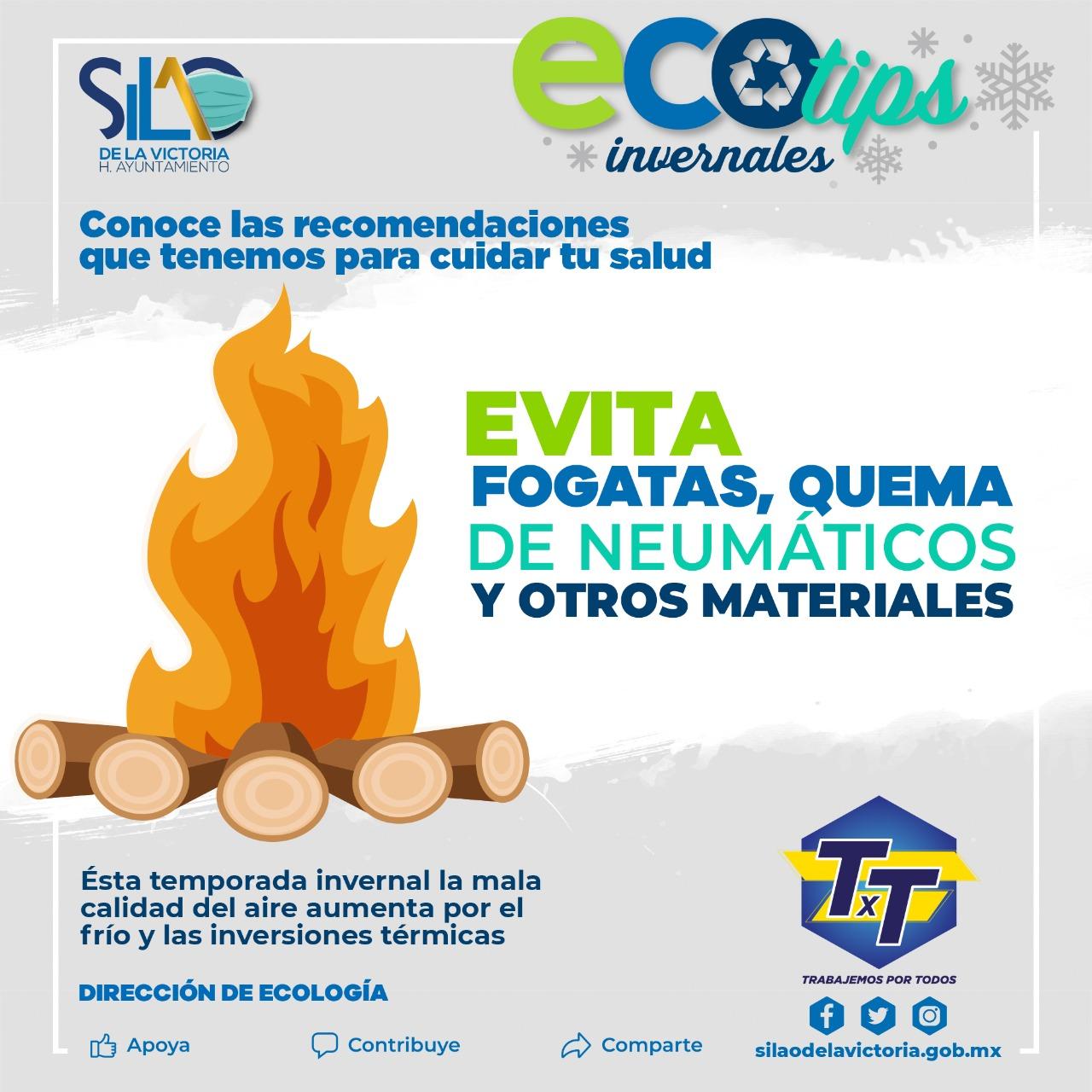 Promueven el cuidado del medio ambiente para evitar incendios