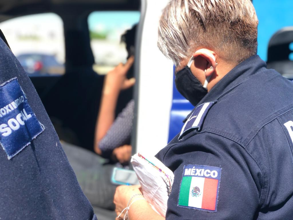 Localiza policía de Silao a joven extraviada de origen mexicoamericano