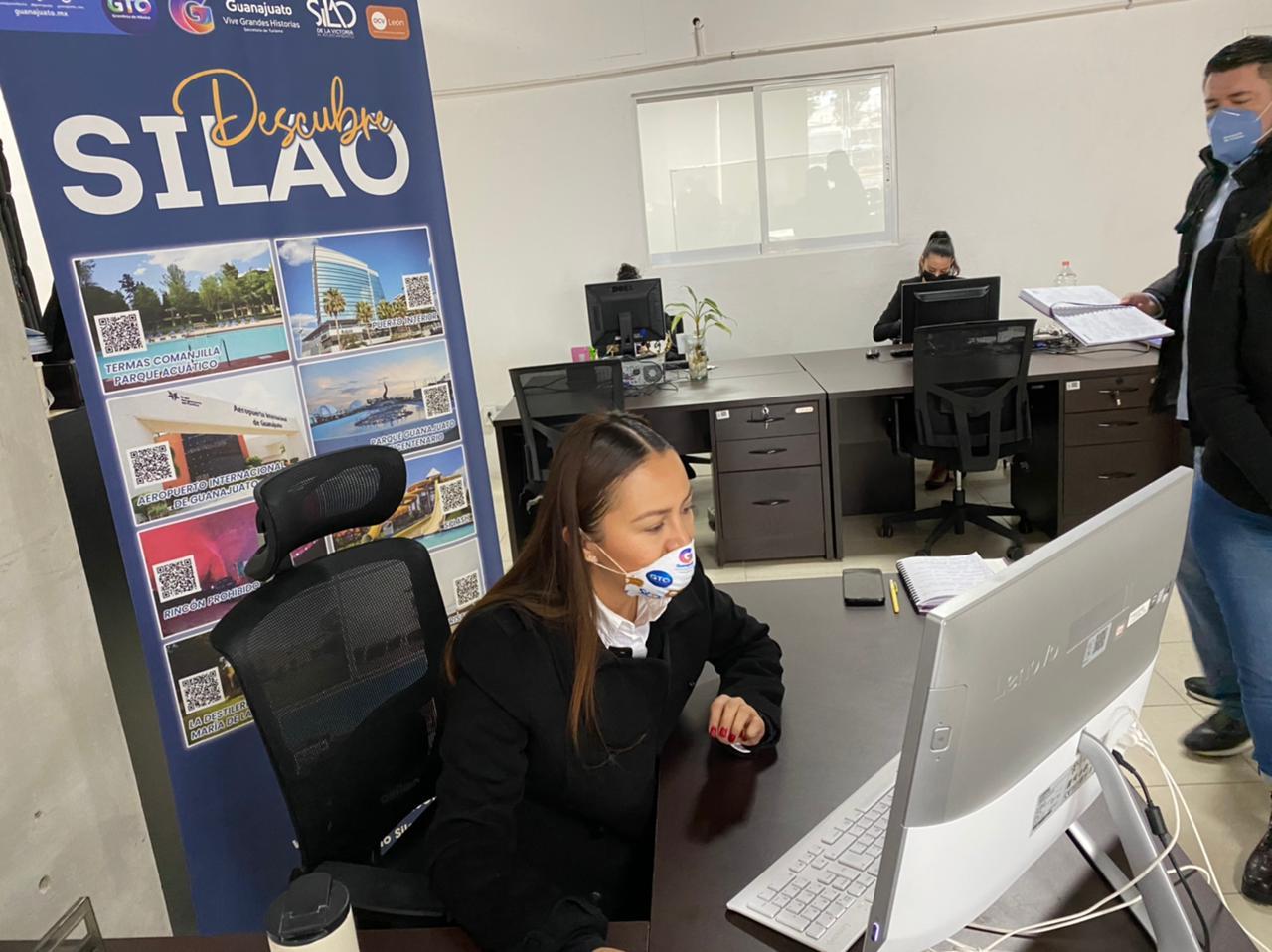 Turismo realiza taller virtual con estudiantes de primaria, bachillerato y universidad