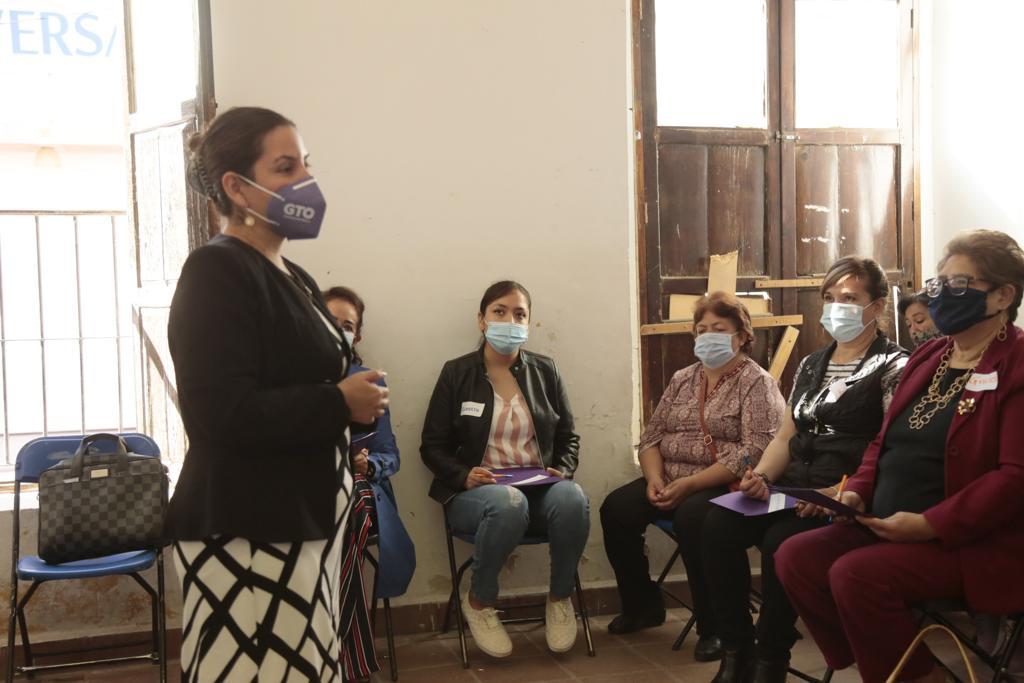 Impulsan el desarrollo y empoderamiento de la Mujer Silaoense a través de ¨Red de Mujeres¨