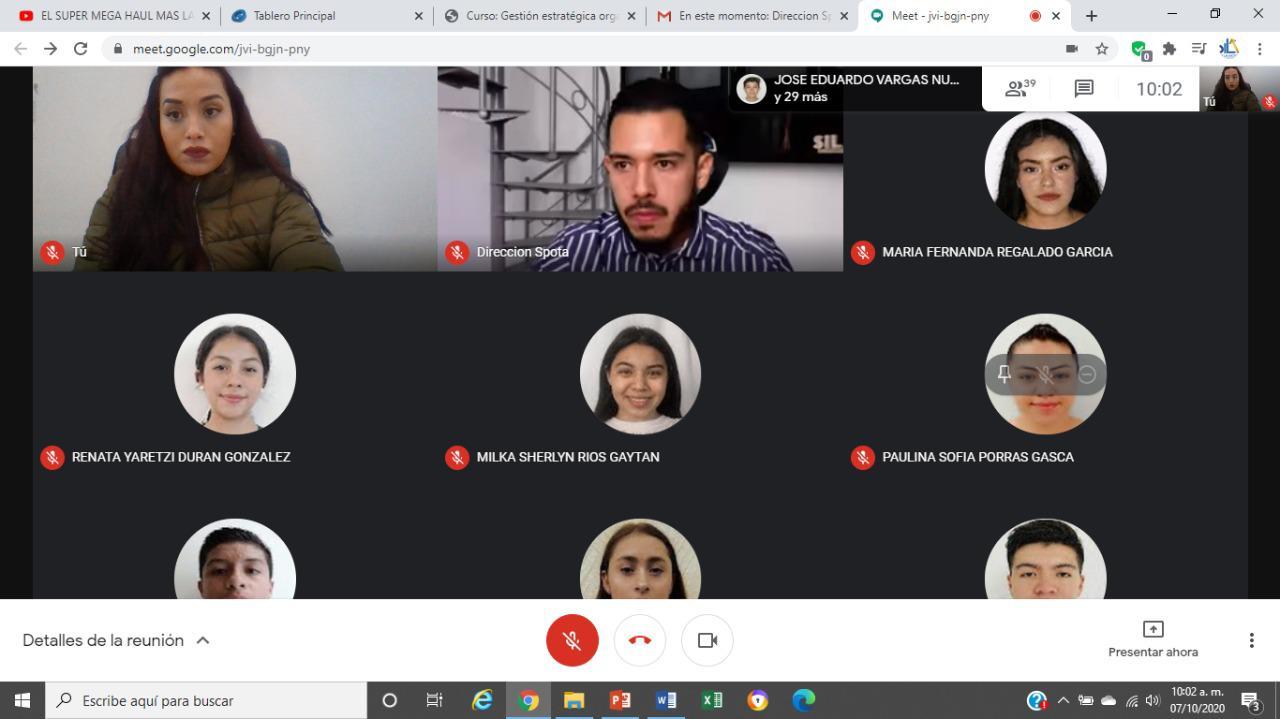 Injuve lleva plática virtual sobre Educación sexual y Planificación Familiar