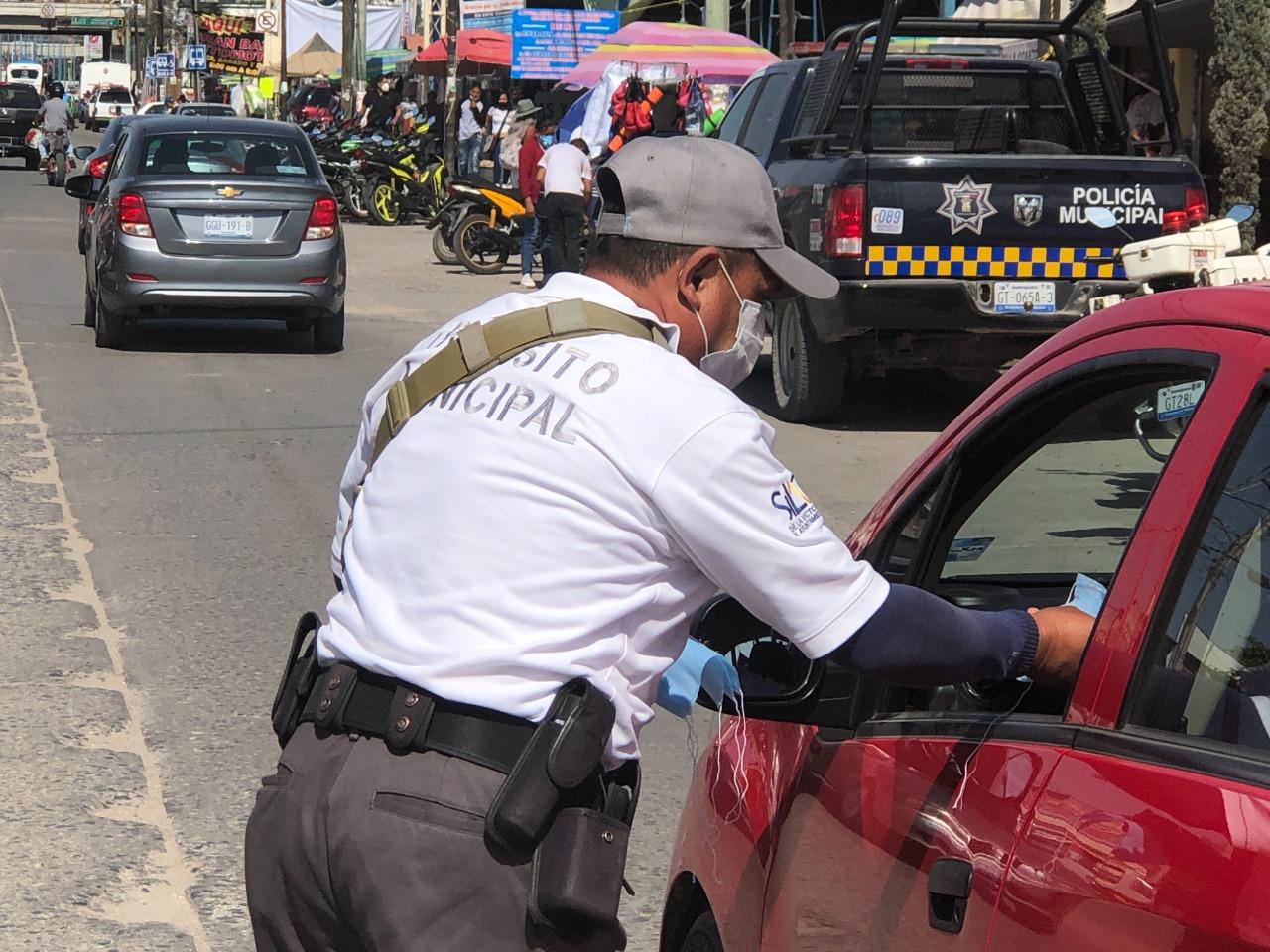 Seguridad Ciudadana mantiene jornadas de concientización para prevenir la COVID-19