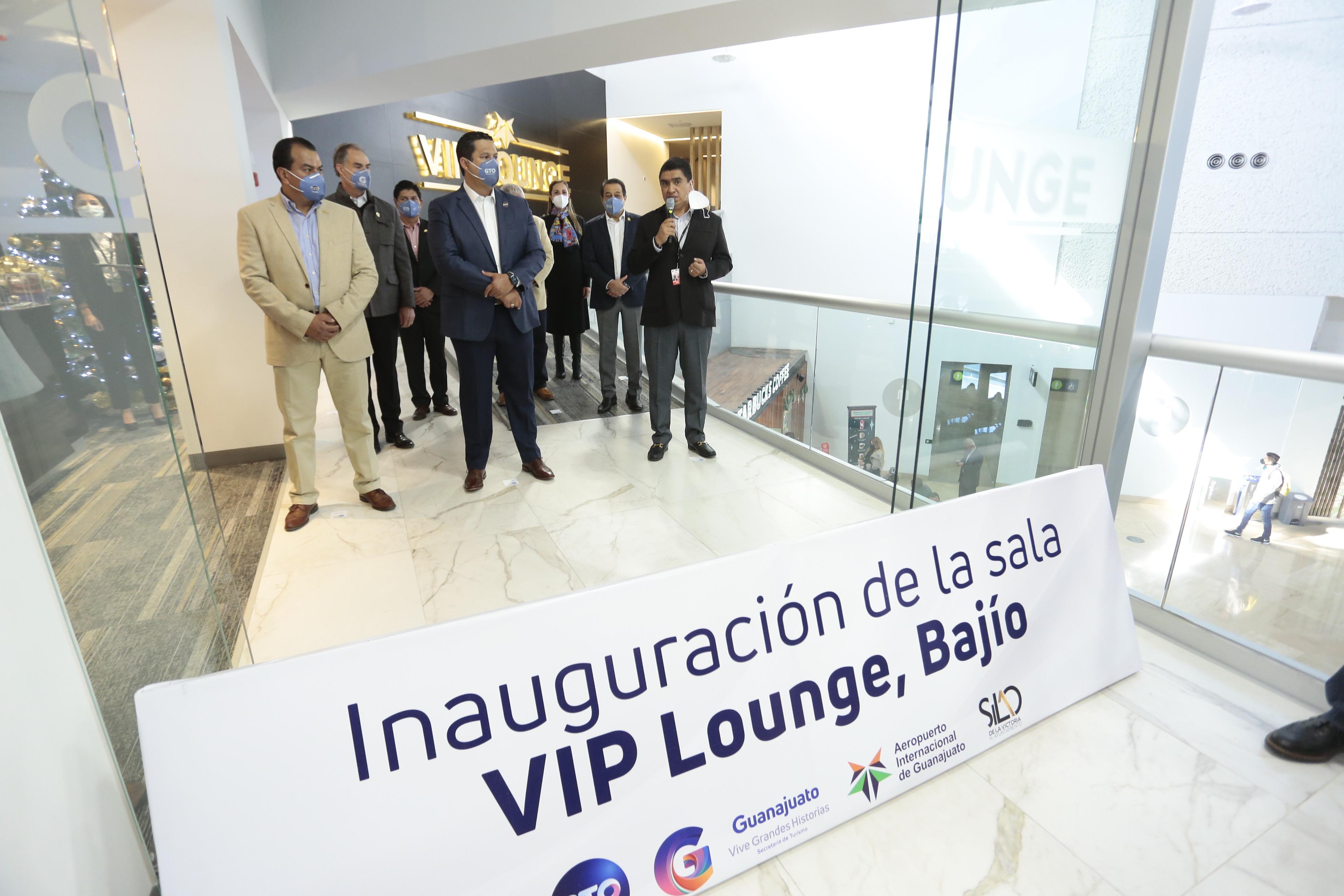 Se moderniza el Aeropuerto Internacional de Guanajuato (AIG)