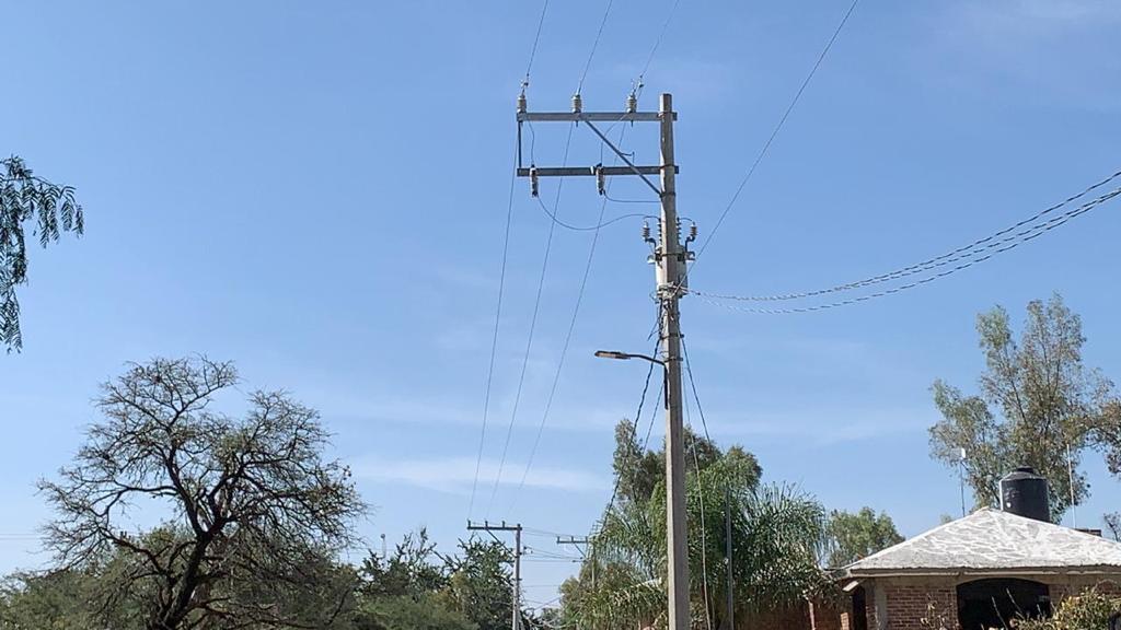 Invierte Municipio más de 9 mdp en electrificaciones en dos años