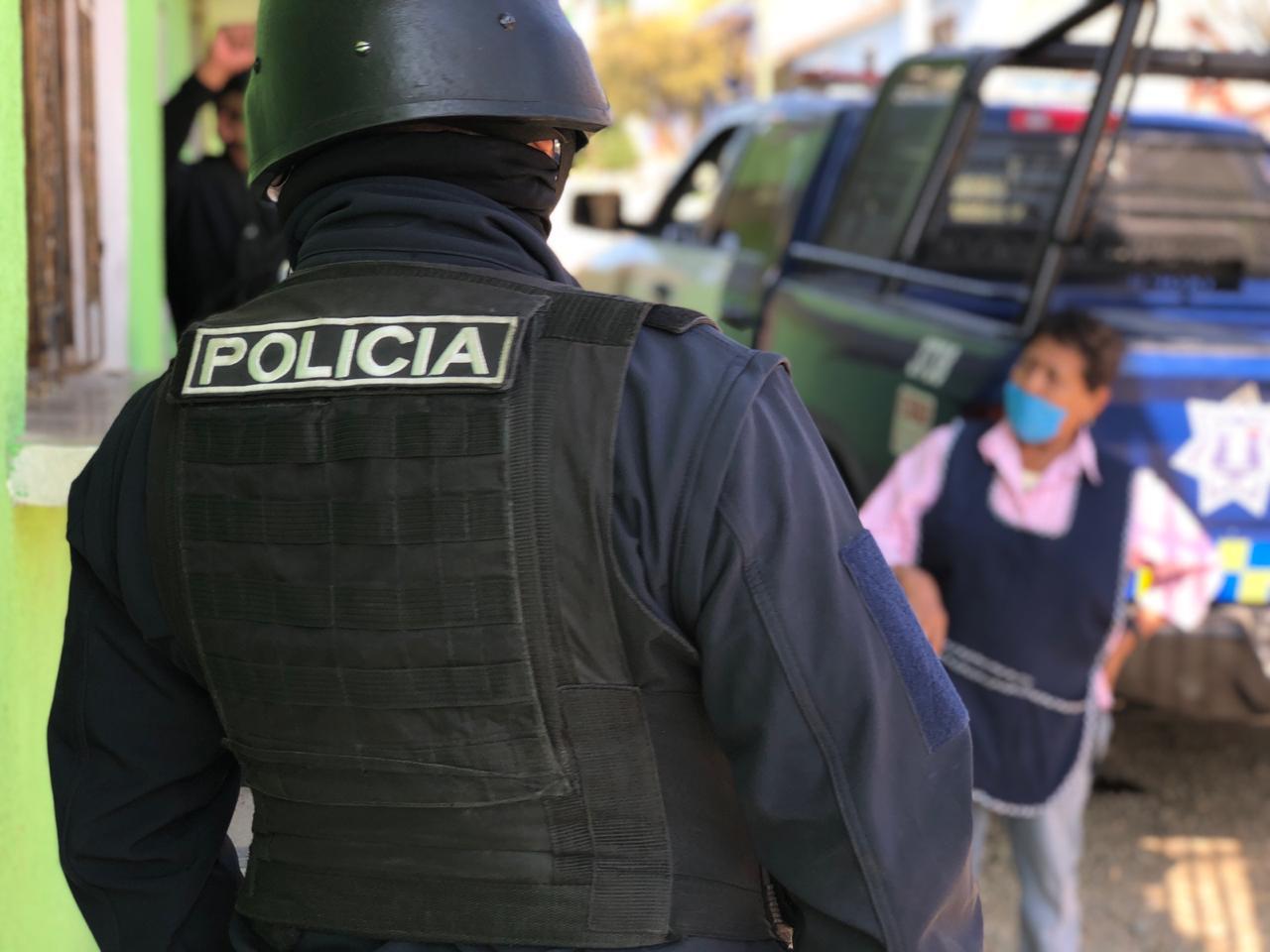 Atiende Policía Rural peticiones en la zona de Chichimequillas