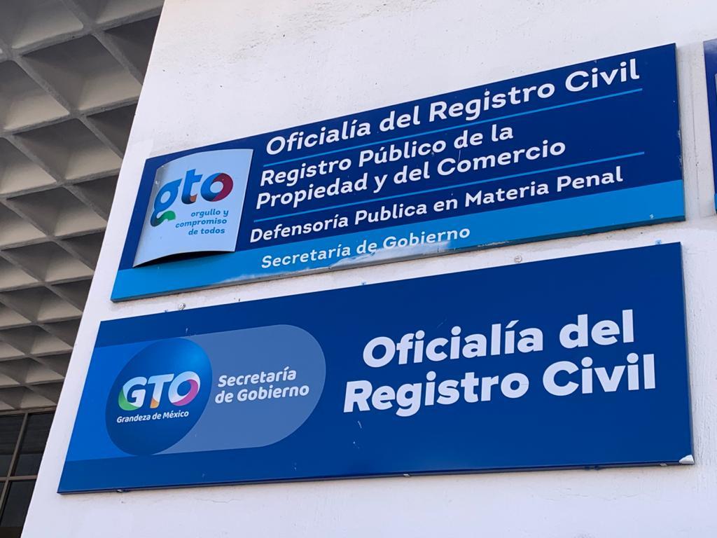 Conoce las 4 oficinas que tiene el Registro Civil; evita aglomeraciones