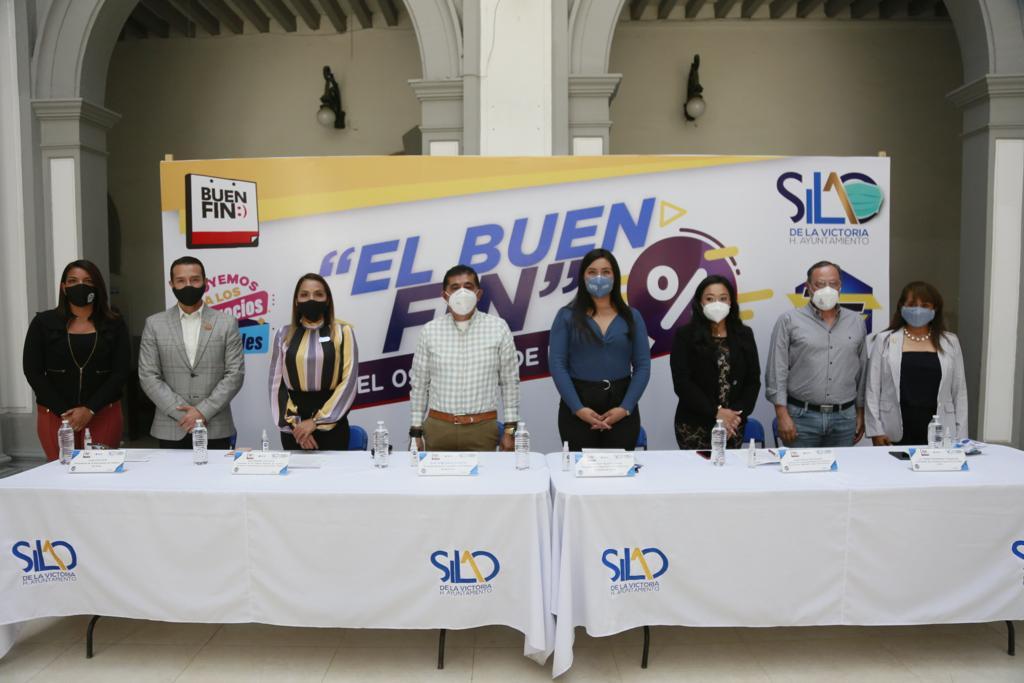 """Buscan reactivar economía local a través del """"El Buen Fin 2020"""""""