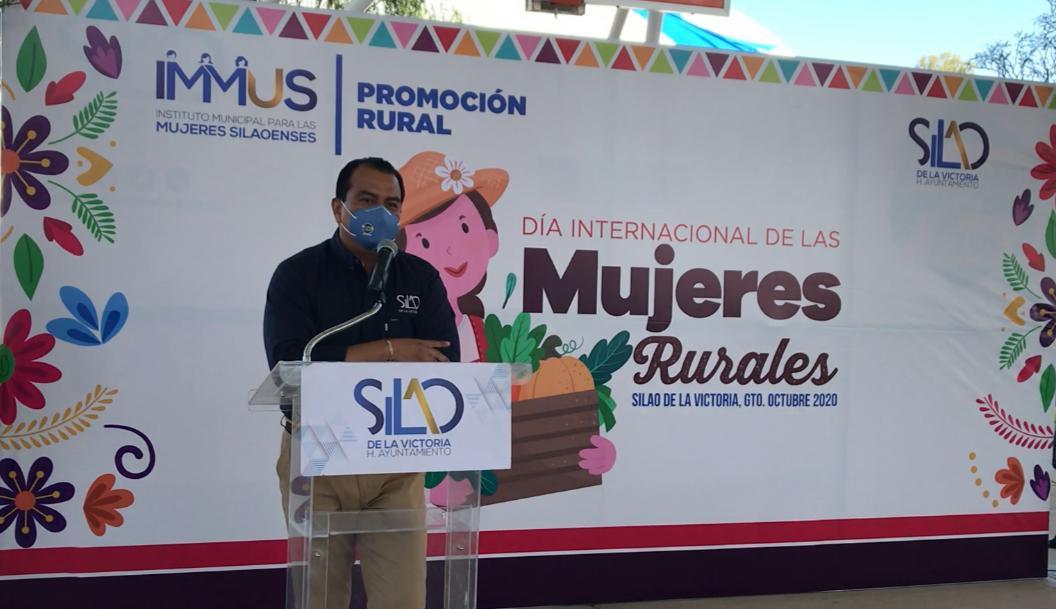 Celebra Municipio Día Internacional de la Mujer Rural